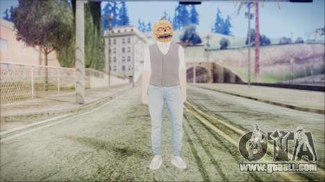 GTA Online Skin 33 for GTA San Andreas second screenshot