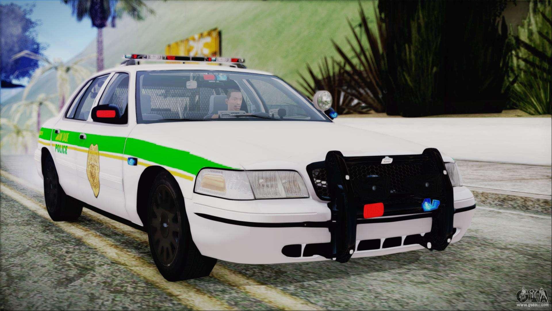 Different codes on GTA: Miami police
