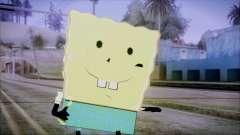 Spongeman for GTA San Andreas
