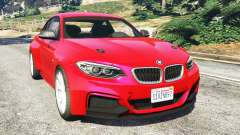 BMW M235i (F22) 2014 for GTA 5