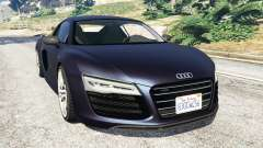 Audi R8 Quattro for GTA 5
