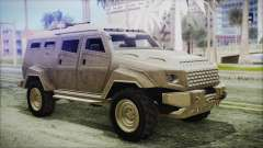 GTA 5 HVY Insurgent Van for GTA San Andreas