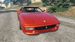 Ferrari F355 for GTA 5