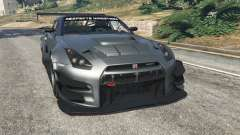 Nissan GT-R Nismo GT3 for GTA 5