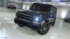 Mercedes-Benz G63 AMG v1 for GTA 5
