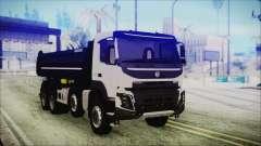 Volvo FMX Euro 6