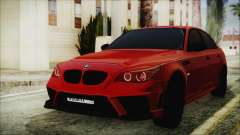 BMW M5 E60 sedan for GTA San Andreas