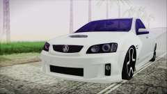 Holden Commodore SS Ute 2012