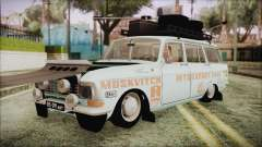 Moskvich 427 Rally v0.5 for GTA San Andreas