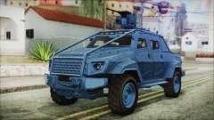 GTA 5 HVY Insurgent Pick-Up IVF for GTA San Andreas