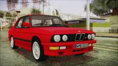 BMW M5 E28 1988 for GTA San Andreas