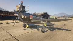 P-47D Thunderbolt for GTA 5