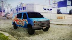 GTA 5 Bravado Paradise Octopus Artwork for GTA San Andreas