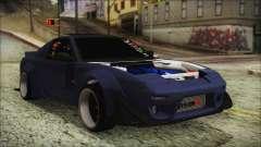 Nissan 180SX Rocket Bunny Edition for GTA San Andreas
