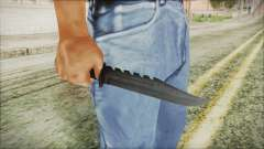 GTA 5 Knife v2 - Misterix 4 Weapons for GTA San Andreas