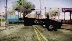 Cyberpunk 2077 Rifle Police for GTA San Andreas