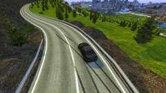 Stelvio Pass Track