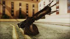 Fallout 4 Shredding Minigun