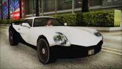 BETA Yakuza Shark for GTA San Andreas