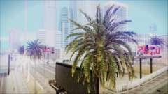 GTA 5 Vegetation [W.I.P] - Palms