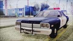 Dodge Monaco 1974 LSPD Highway Patrol Version