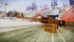 GTA 5 MG from Lowrider DLC for GTA San Andreas