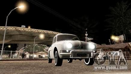 Willys-Overland Gordini III 1966 - Beta for GTA San Andreas