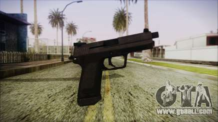 PayDay 2 Interceptor .45 for GTA San Andreas