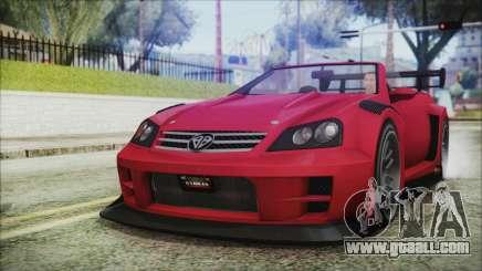Benefactor Feltzer Super Sport for GTA San Andreas