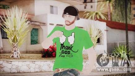 GTA Online Skin 16 for GTA San Andreas