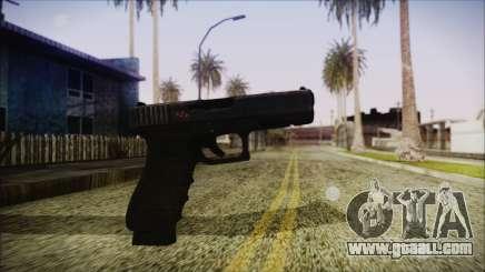 PayDay 2 Chimano 88 for GTA San Andreas