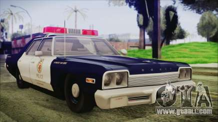 Dodge Monaco 1974 LSPD General Duties Unit for GTA San Andreas