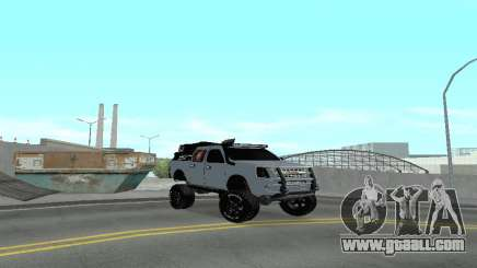 Chevrolet Luv D-MAX 2015 OFF-ROAD ALL-TERRAIN for GTA San Andreas