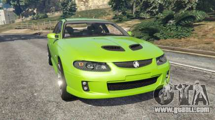 Holden Monaro CV8-R 2005 for GTA 5
