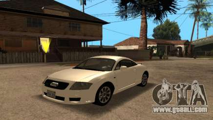 Audi TT 2004 Tunable for GTA San Andreas
