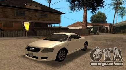 Audi TT 2004 Tunable for GTA San Andreas