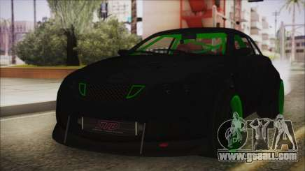 GTA 5 Sentinel RS for GTA San Andreas