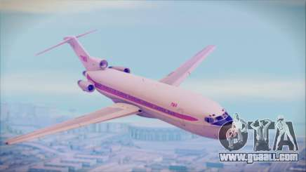 Boeing 727-200 Trans World Airlines for GTA San Andreas