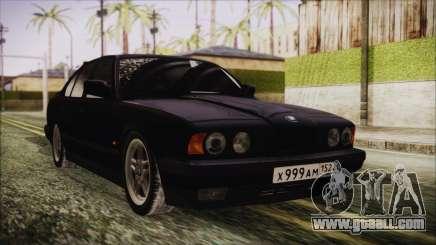 BMW 535i E34 for GTA San Andreas