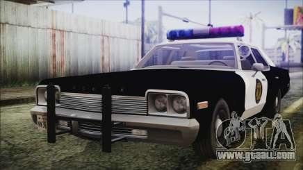 Dodge Monaco 1974 LVPD for GTA San Andreas