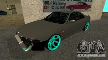 Nissan Skyline R33 Drift for GTA San Andreas