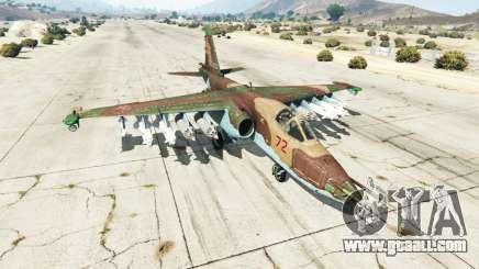 Su-25 v1.1 for GTA 5