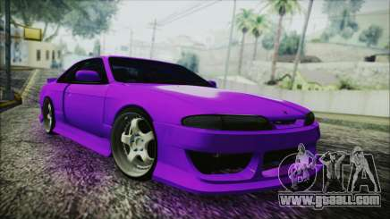 Nissan Silvia S14 Zenki BN Sports for GTA San Andreas