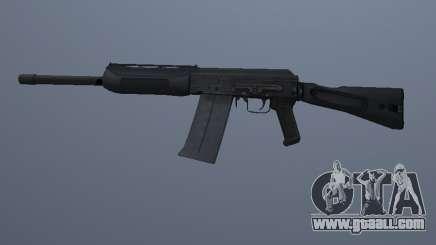 Saiga-12 for GTA San Andreas