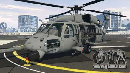 Sikorsky HH-60G Pave Hawk for GTA 5
