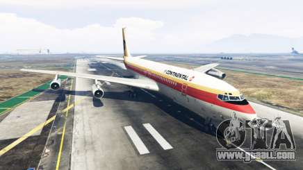 Boeing 707-300 for GTA 5