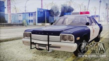 Dodge Monaco 1974 LSPD Highway Patrol Version for GTA San Andreas