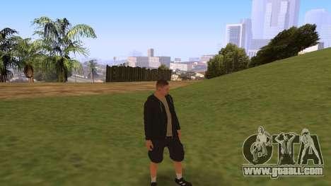 Time Animation for GTA San Andreas third screenshot
