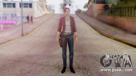 Jessica Jones Friend 1 for GTA San Andreas second screenshot