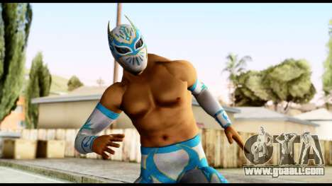 WWE Sin Cara for GTA San Andreas
